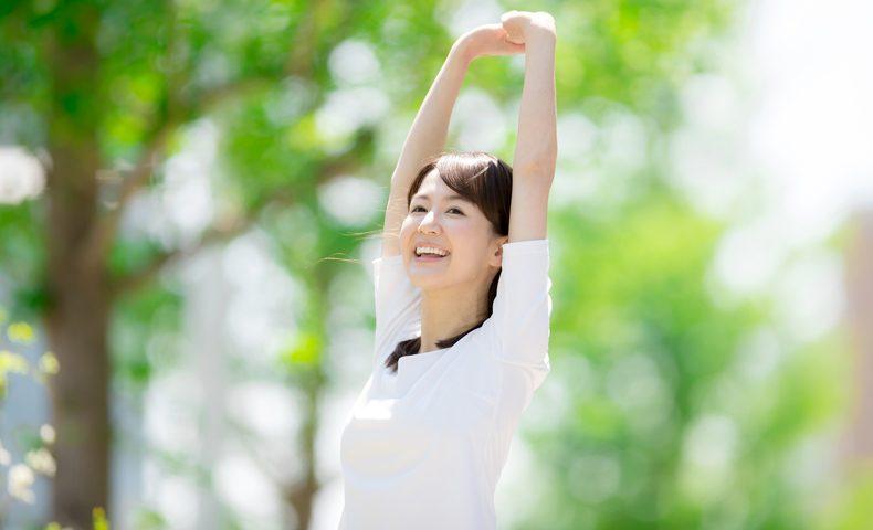 自律神経失調症の改善