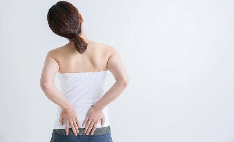 腰痛の治療で改善